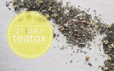 Kickstart Spring With The 21 Day Teatox