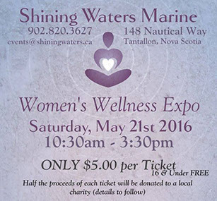 Cornerstone at the St. Margaret's Bay Women's Wellness Expo