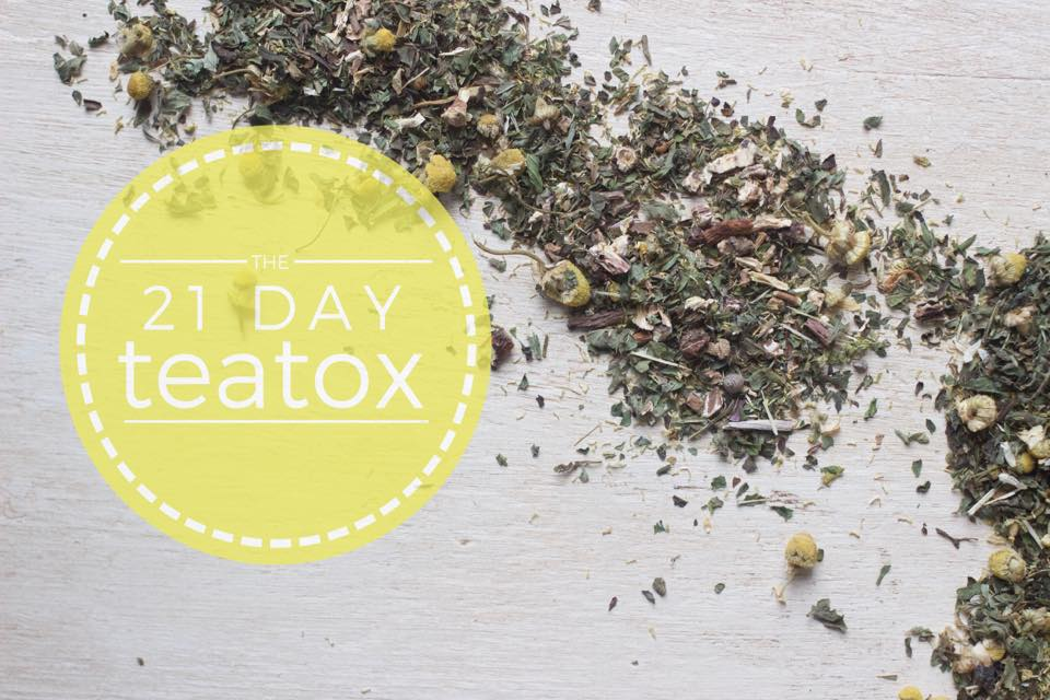 Our 21 Day Teatox Is The Perfect Reboot For Your System, Healthily