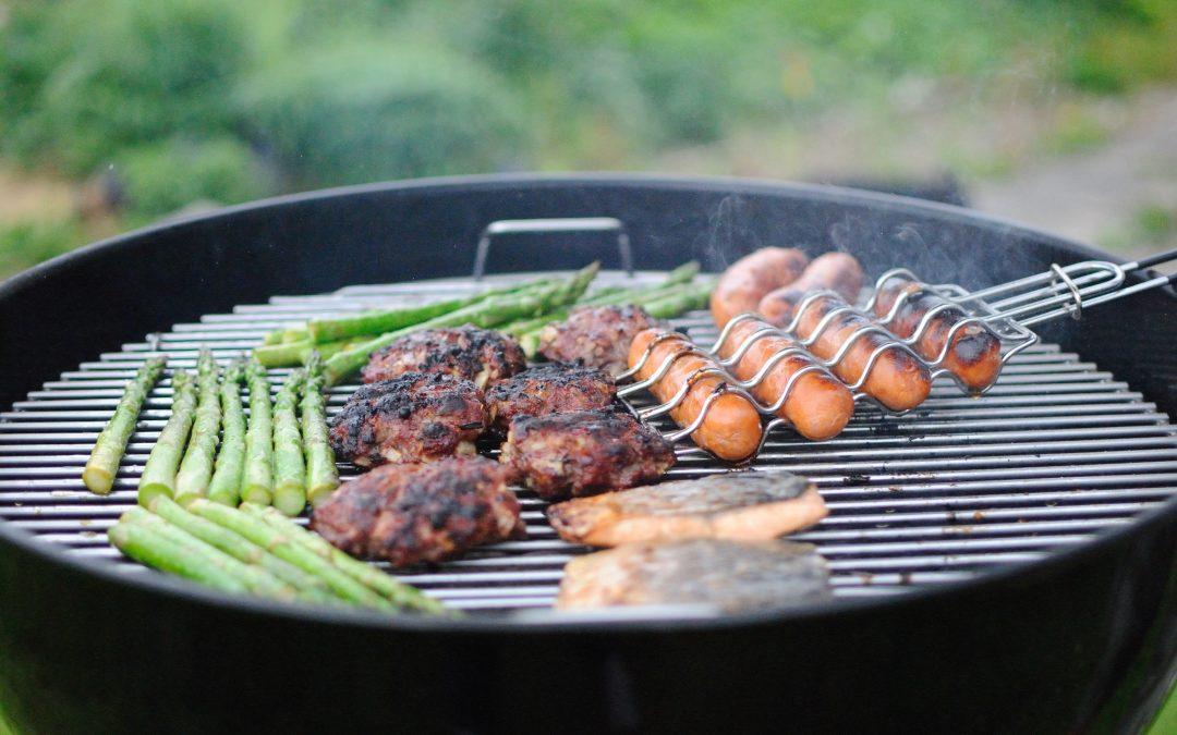 Five Easy Ways to Survive BBQ Season