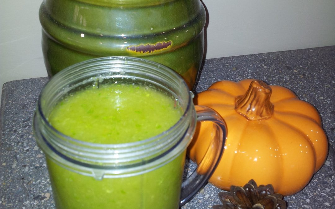 Green Smoothies: Salad in a Cup
