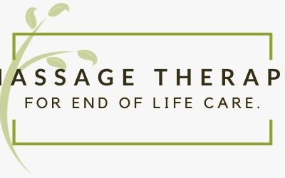 How Massage Therapy Can Ease End Of Life